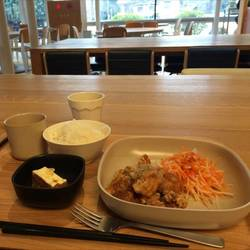[カフェ]The University DINING