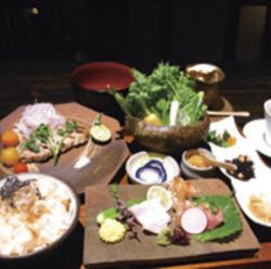 [日本料理]野趣家