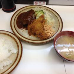 [洋食屋]キッチン南海 梅ヶ丘店